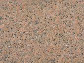 foto of solids  - texture of coarse solid natural mottled red - JPG