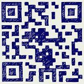 stock photo of barcode  - Barcode - JPG