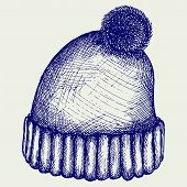 image of pon  - Winter Hat - JPG