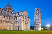 pic of piazza  - Pisa - JPG