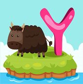 image of yaks  - Illustrator of Letter  - JPG