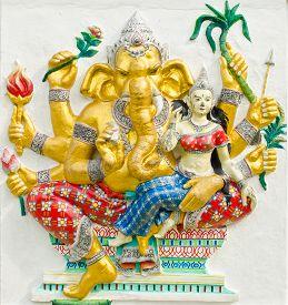 pic of avatar  - God of success 30 of 32 posture - JPG
