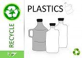 Please recycle plastics