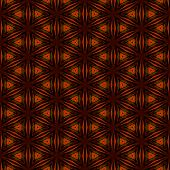 african tribal style background with stars, tiles seamless as a pattern