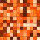 warm colored ceramic background, tiles seamless as a pattern