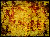 Grunge corroded background