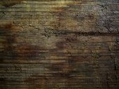 burnt wooden background