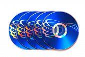 Optical discs ( CD, DVD, BlueRay)