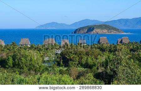 Seascape Of Nha Trang Vietnam