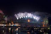 Sydney Harbour New Year's Eve NYE Fireworks