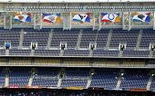 Qualcomm Stadium in San Diego, California, home of the Chargers professional football team