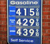 Higher and Higher - Gas prices go up in the summer of 2008