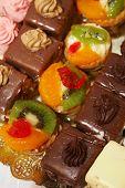 Miniature Wedding Desserts