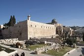 picture of aqsa  - Al Aqsa mosque in jerusalem holy land - JPG