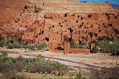 Kasbah of Ait Benhaddou in Morocco