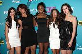 LOS ANGELES - NOV 5: 1432 - Ally Brooke, Camila Cabello, Normani Hamilton, Dinah Jane Hansen, Lauren