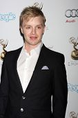 LOS ANGELES - SEP 21:  Noel Fisher arrives at the Primetime Emmys Performers Nominee Reception at Sp