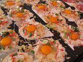 Okonomiyaki - Japanese Style Pancakes