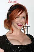 LOS ANGELES - NOV 7: Christina Hendricks kommt zu der
