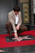 LOS ANGELES - NOV 8:  Javier Bardem at the Hollywood Walk of Fame Star Ceremony for Javier Bardem at