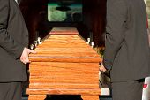 stock photo of hearse  - Dolor  - JPG