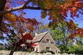 Historic Cotswold cottage in Greenfield village