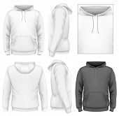 picture of hooded sweatshirt  - Photo - JPG