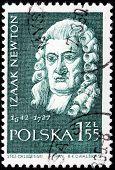 Newton Stamp