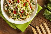 Asian Bok Choy And Ramen Salad