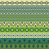 Various Strips Motifs In Different Color