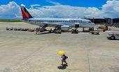 Avión de asistencia en tierra