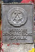 Grenze Post DDR