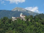 Old Castle Near Trento
