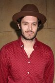 LOS ANGELES - AUG 5:  Adam Brody arrives at the