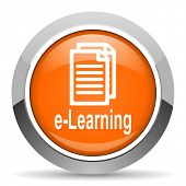 icono de e-learning