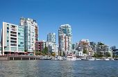 Living in Vancouver, British Columbia, Canada