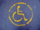 Only For Disabled