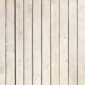 stock photo of lumber  - White wood board vector background - JPG