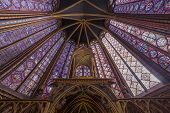 Sainte Chapelle, church, Paris, France