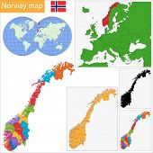 Administrative division of the Kingdom of Norway