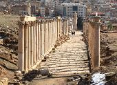 Roman Road, Jerash