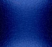 Dark blue metal texture