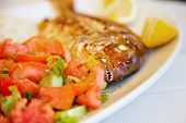 picture of red snapper  - close - JPG