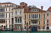Beautiful Palaces Of Canal Grande