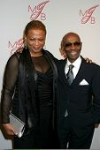 LOS ANGELES - FEB 9:  Thomas Blige, father of Mary J Blige at the Jada Pinkett Smith hosts a party t