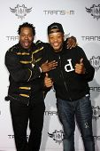 LOS ANGELES - JAN 23:  Busta Rhymes, J-doe at the Annual Trans4m Benefit Concert at Avalon on January 23, 2014 in Los Angeles, CA