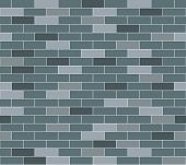 Simple Slate Brick Background