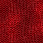 Seamless Dragon Scale Pattern