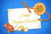 Raksha Bandhan background