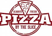 Fresh Pizza by the Slice